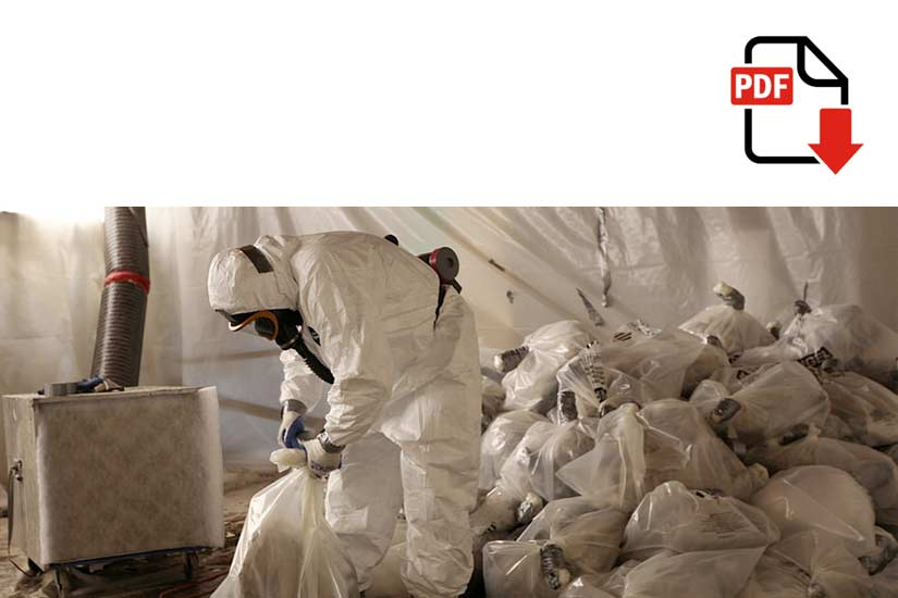 WorkSafe Licensed Asbestos Removalists