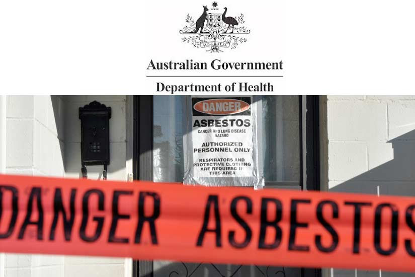 Asbestos a guide for householders and the general public: