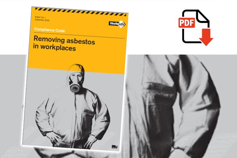 Removal of asbestos in workplaces